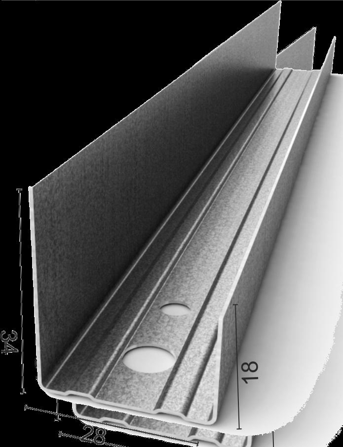 Assymetric perimetric guide
