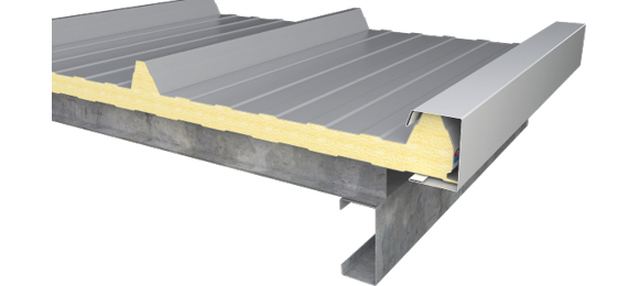 Roof Panel With 3 Ribs Pr 3t 39 500 Pagouni Building